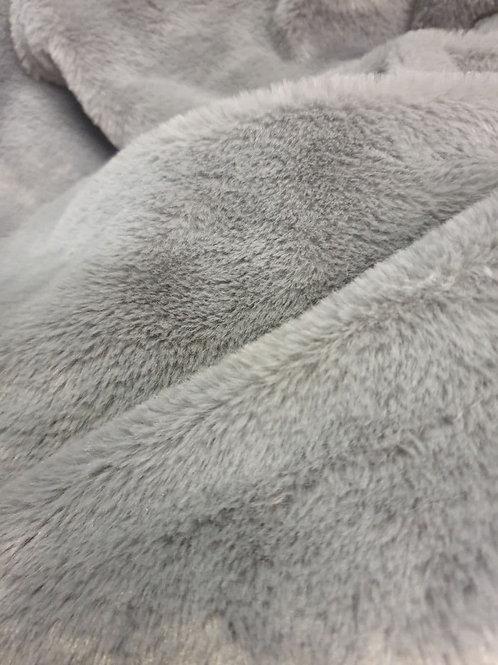 Lighter Mid-Grey Rex / Plush Bunny