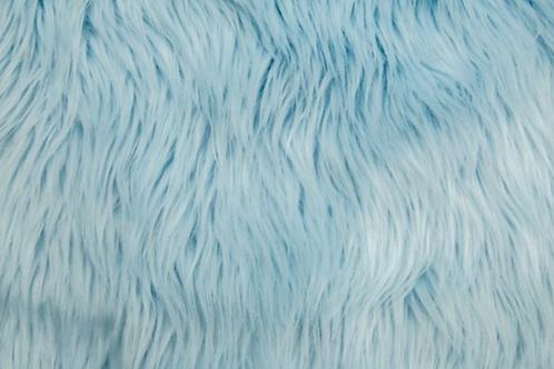 Baby Blue Luxury Shag