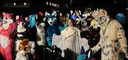 Furry Tailor Wedding