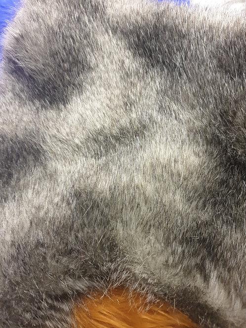 Grey fox from crscraft 53x53cm