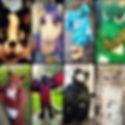 Fursuits 2012 - 2019