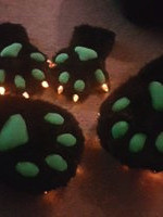 Fursuit Paws with LED claws
