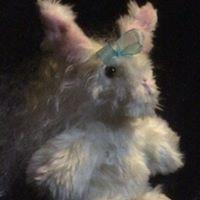 alice rabbit bunny plushie
