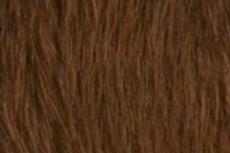 Realistic long dark brown
