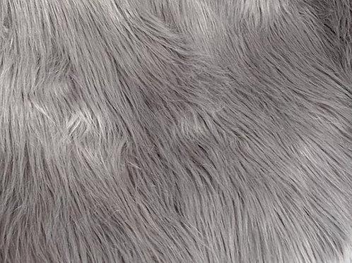 Silver  Howl Short Fox - Half Yard Piece