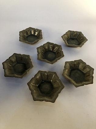 Seto Plates (set of six) [DW-P 107]