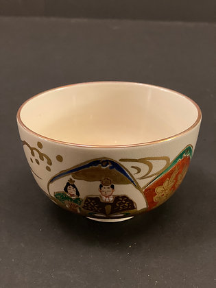Tea bowl, Kyoyaki [TI-C 1065]