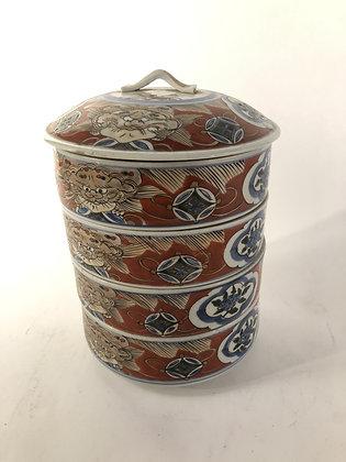 Ceramic Jubako [DW-J 226]