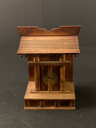 Small Shinto Shrine, Hinoki  [SB-S 1011]
