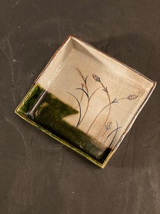 Oribe Plate [DW-P 1023]