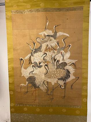 Crane Scroll [A-S 1005]