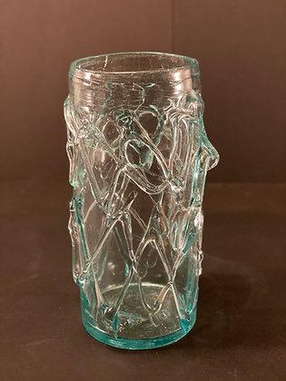 Glass vase  [H-V 1149]