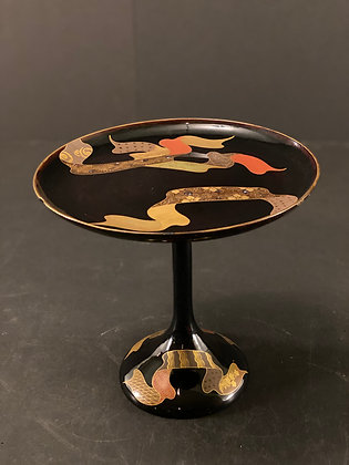 Serving Tray, Makie Lacquer  [H - DS 1085]