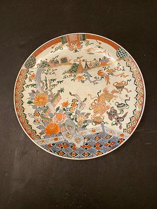 Big Imari Plate  [DW-P 1131]