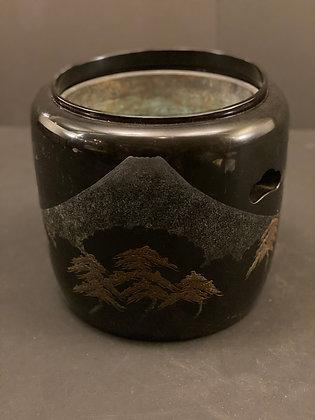 Hibachi, lacquer  [H-H 1060]
