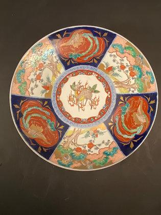 Imari Big Plate [DW-P 1025]