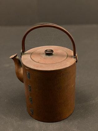 Copper Tea pot  [DW-PO 1041]