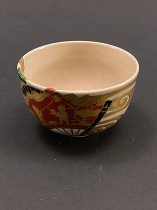 Tea bowl, Kyoyaki [TI-C 1026]