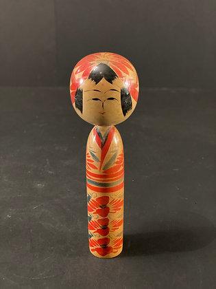 Kokeshi Doll  [M-D 1038]