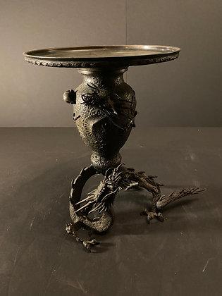 Bronze Flower Vase, Usubata [TI-V 1004]