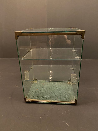 Shop display glass case [H-DS 1053]