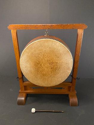 Festival drum, Keyaki  [A-MU 1048]