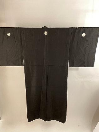 Kimono, Montsuki  [T-K 1182]