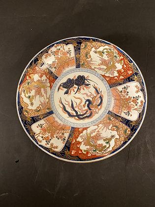 Imari Big Plate [DW-P 1024]