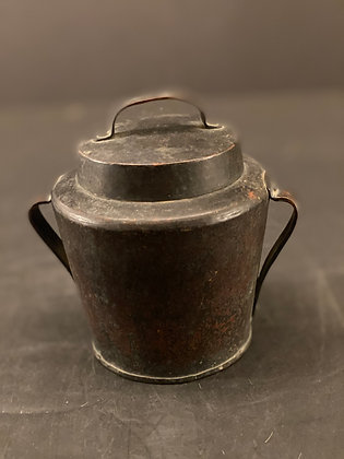 Charcoal container  [H-B 1222]