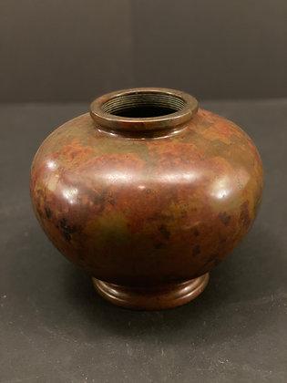 Murashido Bronze Vase  [H-V 1062]
