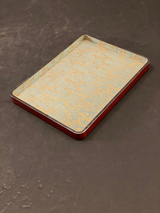 Lacquer tray  [H-T 1210]