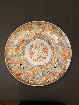 Big Imari Plate  [DW-P 1128]