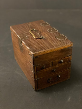 Shop box with abacus [F-SB 1007]