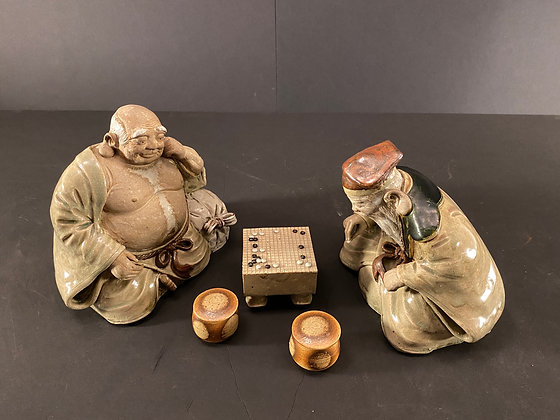 Seto Go players [A-ST 1001]