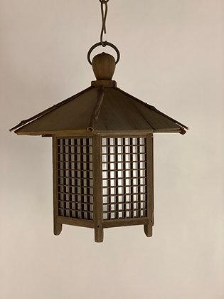 Garden Lantern, Hinoki  [G - L 1031]