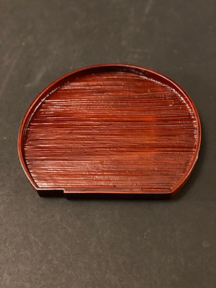 Small Lacquer Plates (set of 5)  [DW-P 1055]