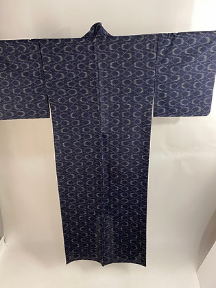 Kimono, Kasuri  [T-K 1168]