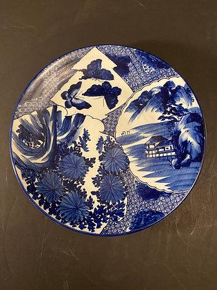 Imari Serving Plate [DW-P 1015]