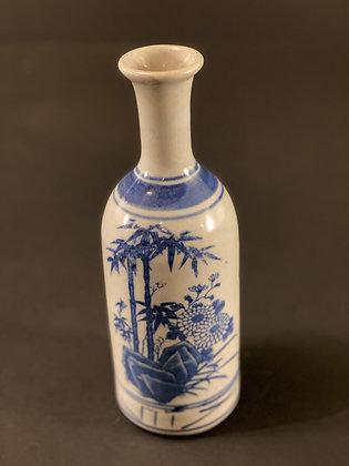 Sake Bottle, Imari  [H - B 1098]