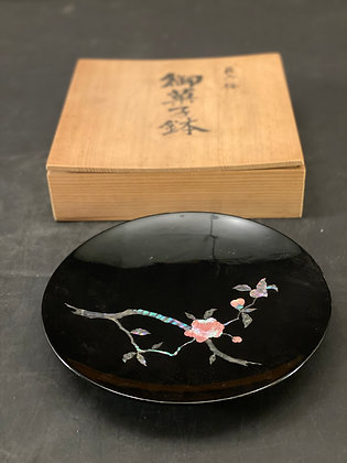 Inlay lacquer plate  [DW-P 1126]
