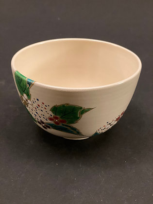 Tea bowl, Kyoyaki [TI-C 1084]