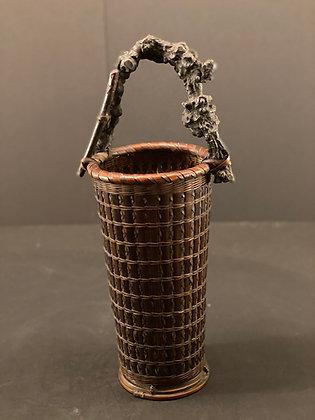 Bamboo Basket  [TI-B 1137]