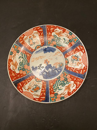 Big Imari Plate  [DW-P 1134]