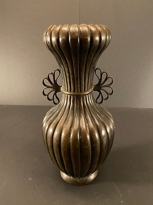 Bronze Vase, Taisho [H-V 1052]