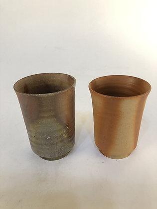 Bizen Cups (pair) [DW-C 114]