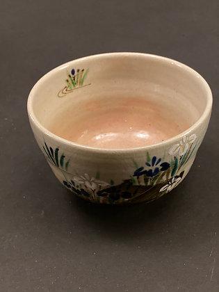 Tea bowl, Kyoyaki [TI-C 1046]