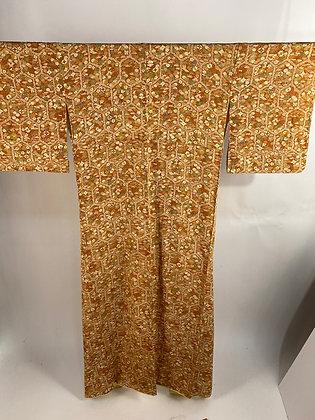 Kimono, Shibori  [T-K 1150]