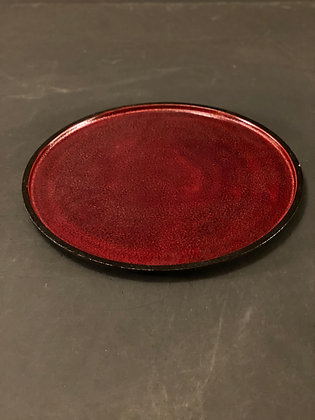 Lacquer tray  [H-T 1133]
