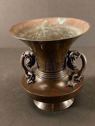 Bronze Vase [H-V 1009]