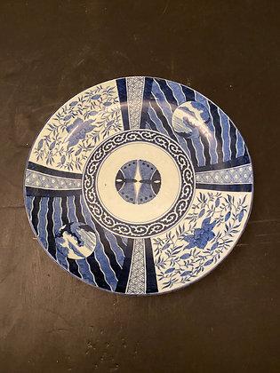 Big Imari Plate  [DW-P 1129]